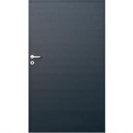 Porte Aluminium équipée pour palissade OPAL - IDEAL