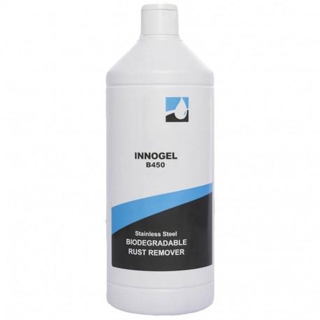 Décapant Innogel B450 pour Inox