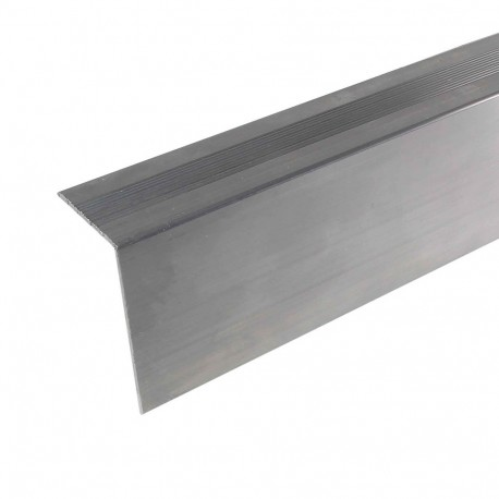 Corni re de finition aluminium anodis argent entretien for Accessoire piscine 62