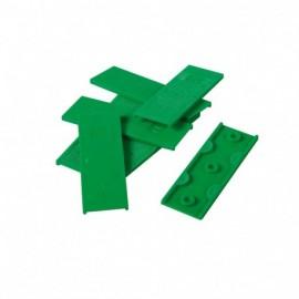 Cales Plates 3mm FLATPAD pour terrasse