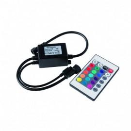 télécommande & récepteur RGB - Helia