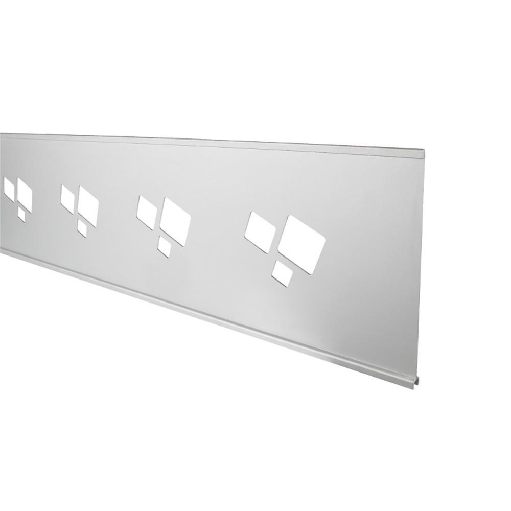 lame d cor aluminium palissade bois composite aluminium opal deck linea. Black Bedroom Furniture Sets. Home Design Ideas