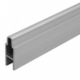 Listel aluminium 27mm pour palissade PARANA / BOREAL