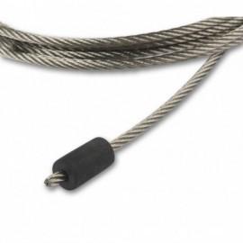 Manchons Caoutchouc pour cable inox