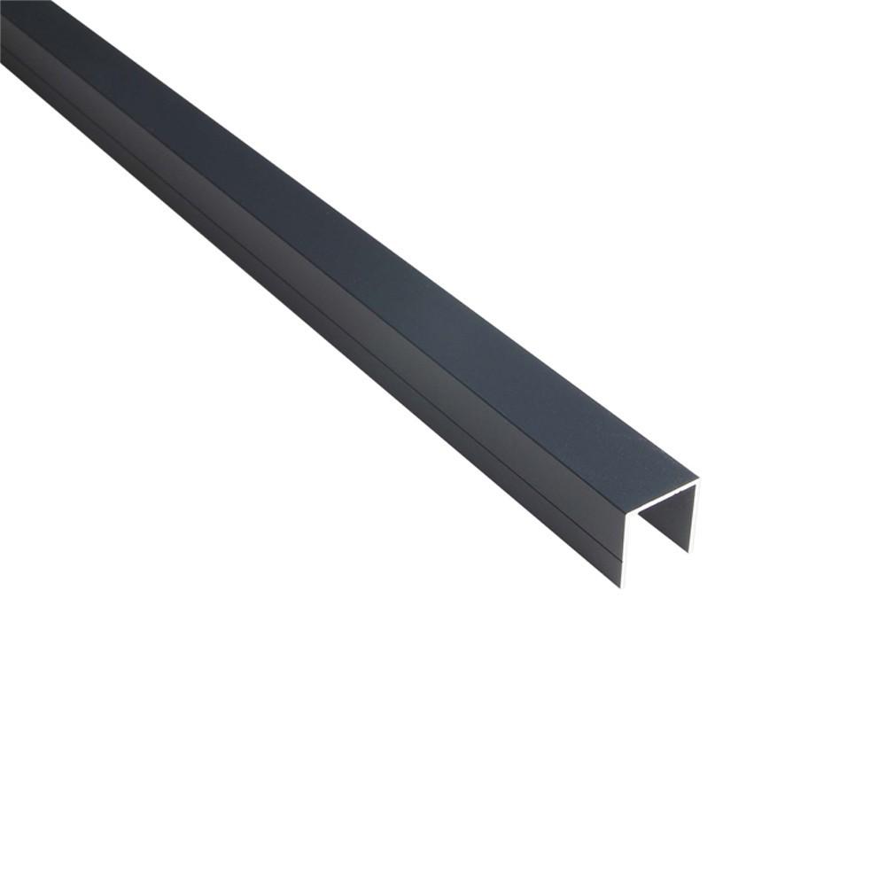 opal couvertine aluminium palissade bois composite aluminium opal deck linea. Black Bedroom Furniture Sets. Home Design Ideas