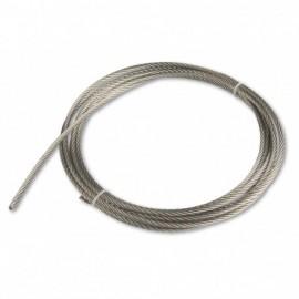 Câble de diamètre 4 mm pour garde corps inox