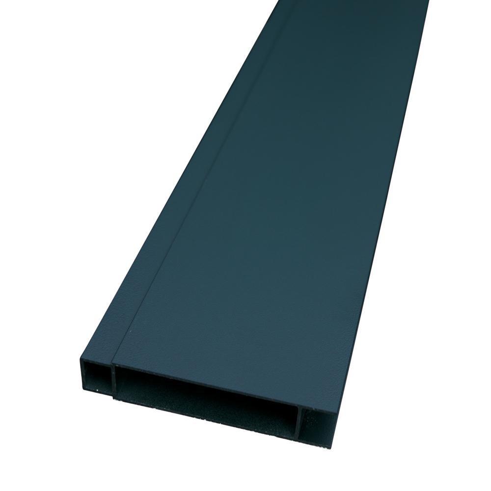 ideal lame rainure languette palissade bois composite aluminium ideal deck linea. Black Bedroom Furniture Sets. Home Design Ideas