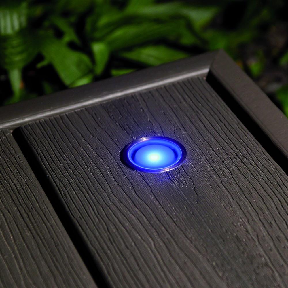 spots aries spots encastrer deck linea. Black Bedroom Furniture Sets. Home Design Ideas