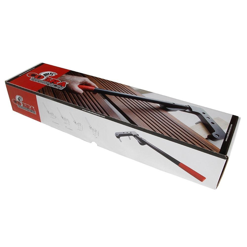 cobra wrench redresseur de lames entretien et. Black Bedroom Furniture Sets. Home Design Ideas