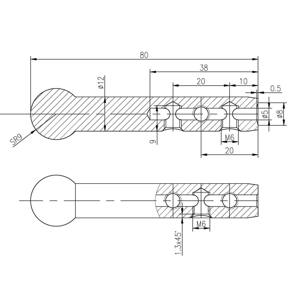 kit fixation cables sur poteau cable inox et fixation deck linea. Black Bedroom Furniture Sets. Home Design Ideas