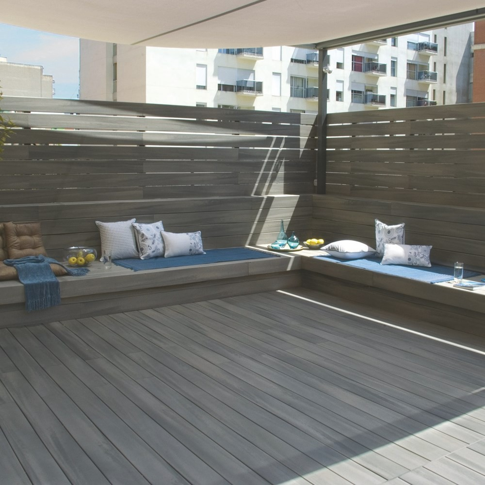 Terrasse bois > Bois Composite > Lame de terrasse composite FIBERON