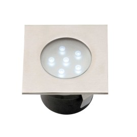 spot LED BREVA encastrable pour terrasse bois - Garden Light