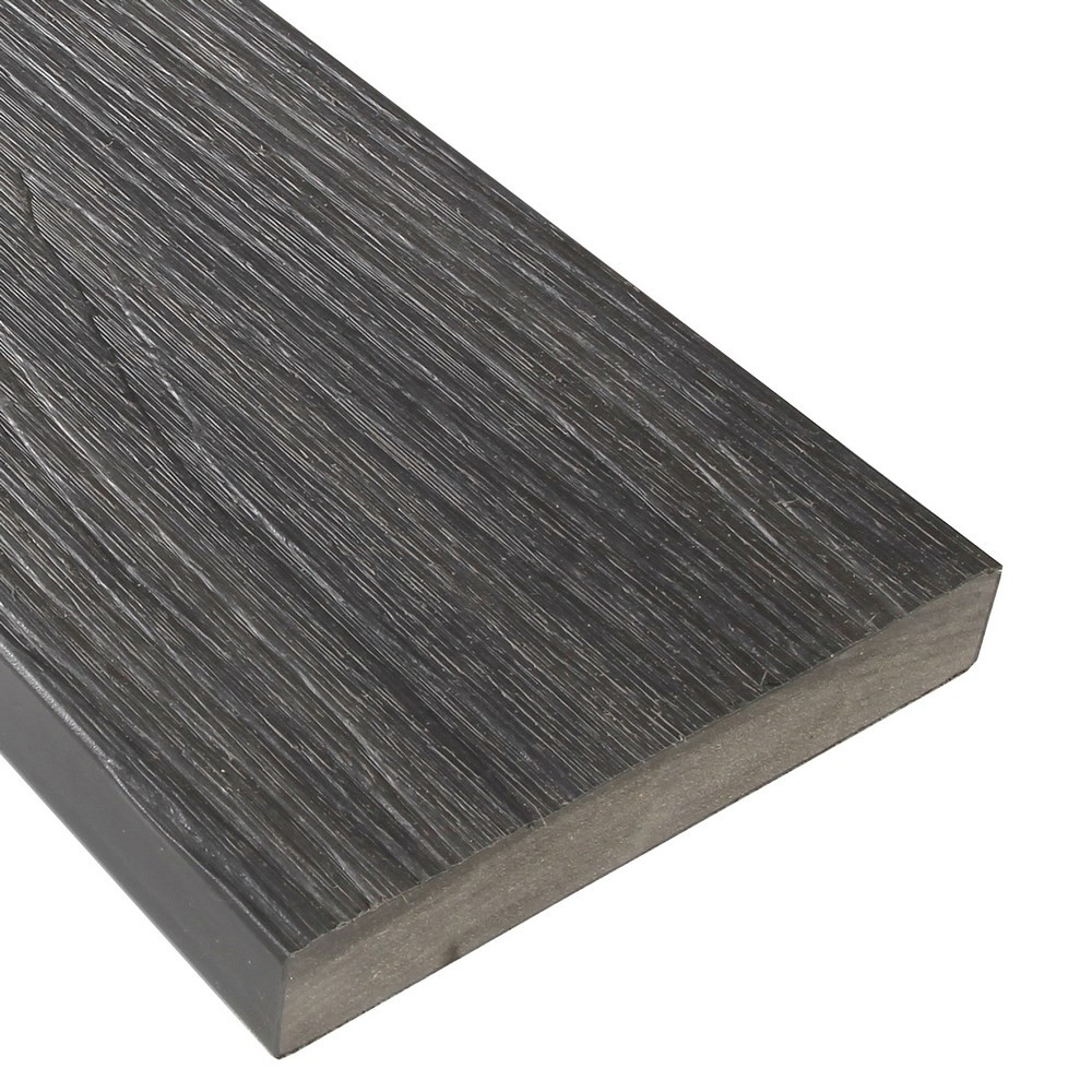 plinthe novodeck terrasse en bois composite deck linea. Black Bedroom Furniture Sets. Home Design Ideas