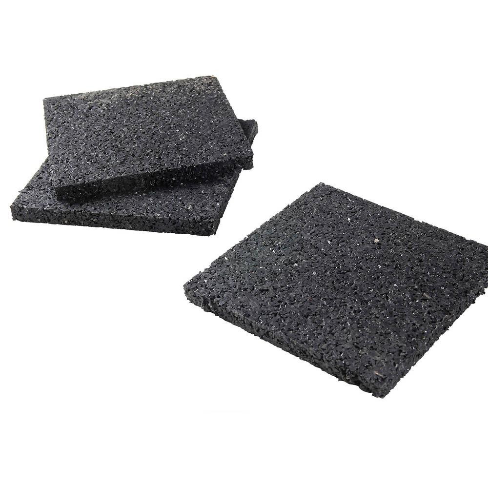 rubberpad cale caoutchouc feutres et cales pour lambourde deck linea. Black Bedroom Furniture Sets. Home Design Ideas