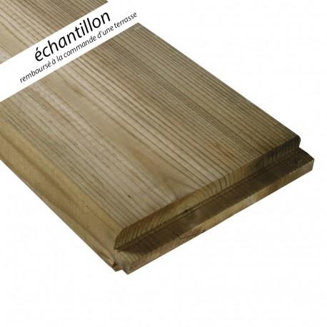 Echantillon 15cm Pin du nord - HELSINKI