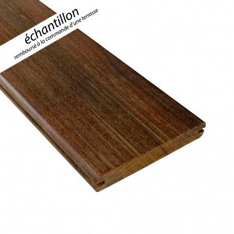 Echantillon 15cm Ipé - IPANEMA