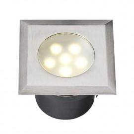 spot LED LEDA encastrable pour terrasse en bois - Garden Light