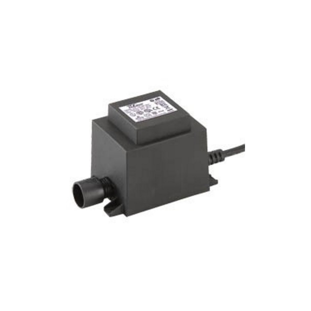 Transformateur 12v ext rieur c bles et transformateurs for Eclairage exterieur 12v