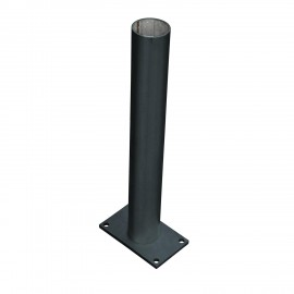 Pied de poteau D60mm/H60cm pour poteau OPAL