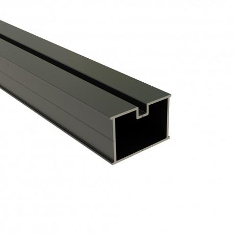 Lambourde en aluminium 40x60mm Structural