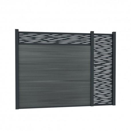 BELEM - Décor vertical Zebra