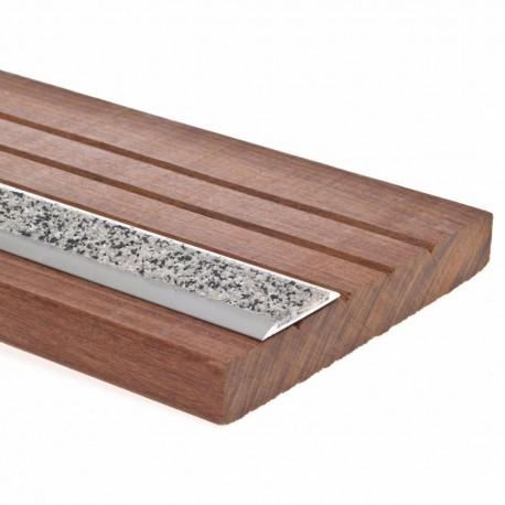 Bande antidérapante terrasse bois 1m