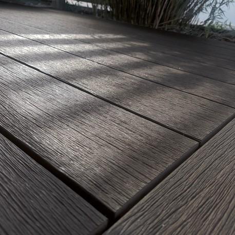 Lame de terrasse bois composite NOVODECK MAESTRO XL