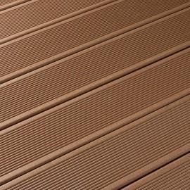 Lot de lames de terrasse Fiberon Classic Brun Latérite 20x127 mm x 2.4 mm - 13 m2