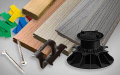 Terrasse bois et accessoires