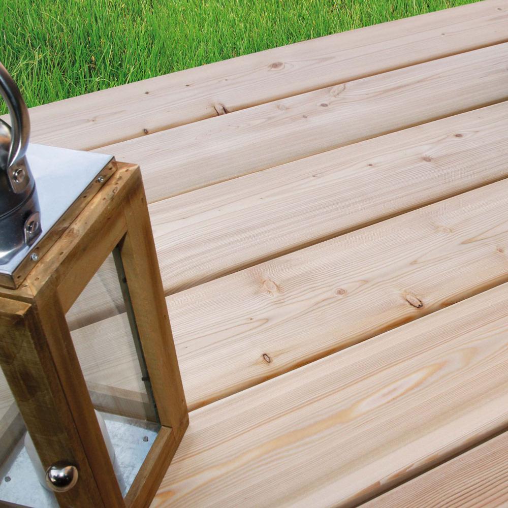 lame de terrasse en meleze de siberie 28x145mm l 3m. Black Bedroom Furniture Sets. Home Design Ideas