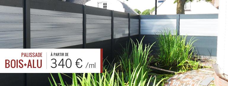 cl ture bois composite belgique. Black Bedroom Furniture Sets. Home Design Ideas