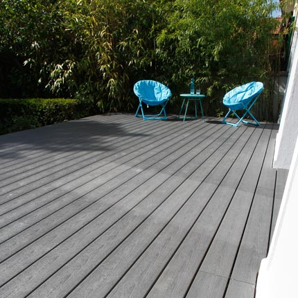lames de terrasse composite fiberon sanctuary deck linea. Black Bedroom Furniture Sets. Home Design Ideas