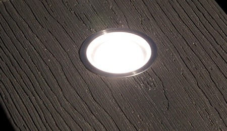 Spot ext rieur garden light clairage ext rieur deck linea for Spot de terrasse encastrable