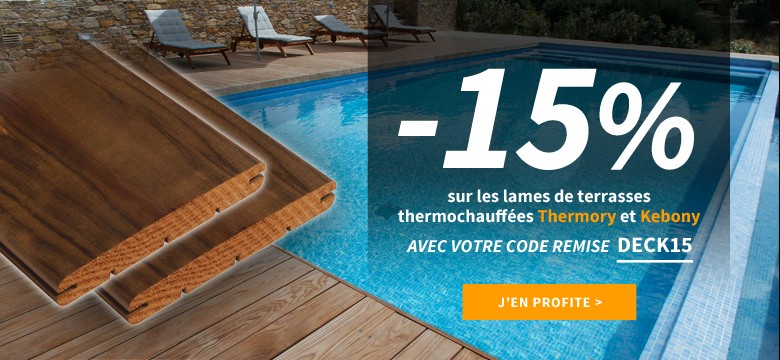 offre promotionnelle thermo chauffé