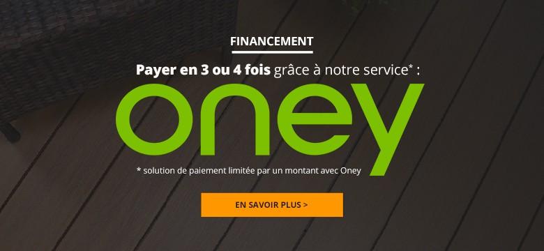 solution de financement ONEY