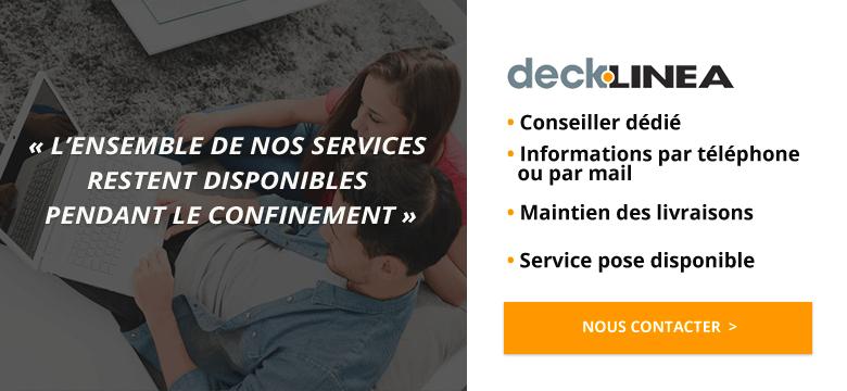 services disponibles confinement